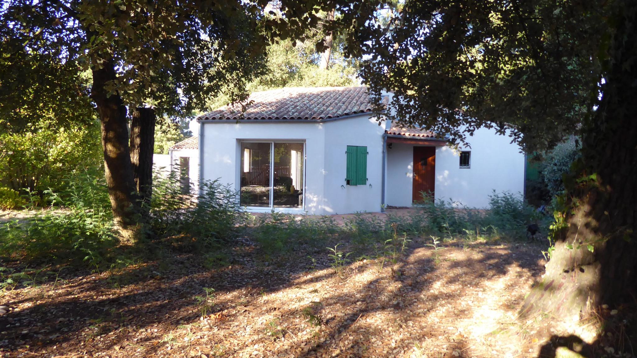Immobilier Ile de Ré Maison 100 m² Rivedoux