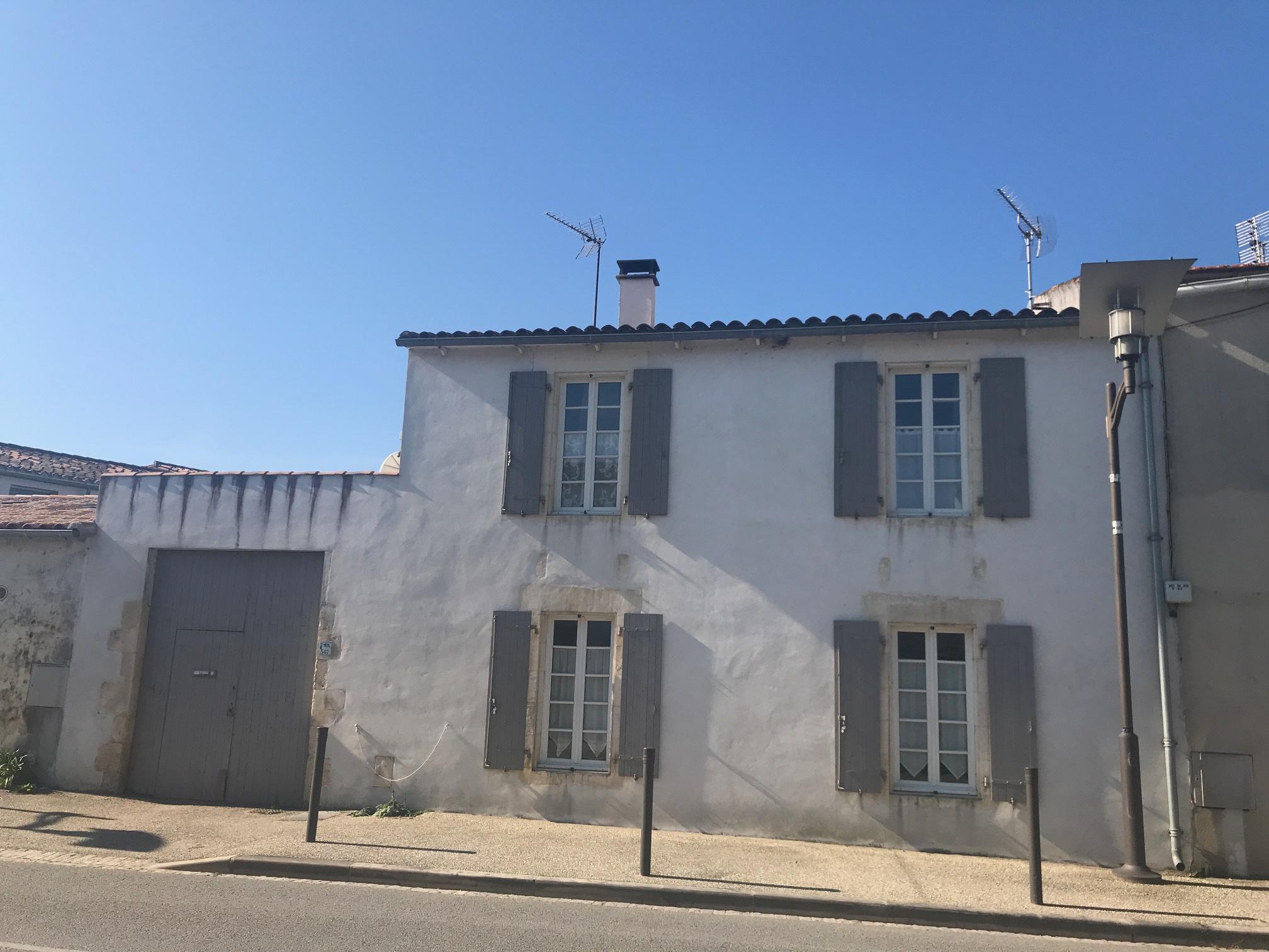 Immobilier Ile de Ré Maison 54 m² Rivedoux