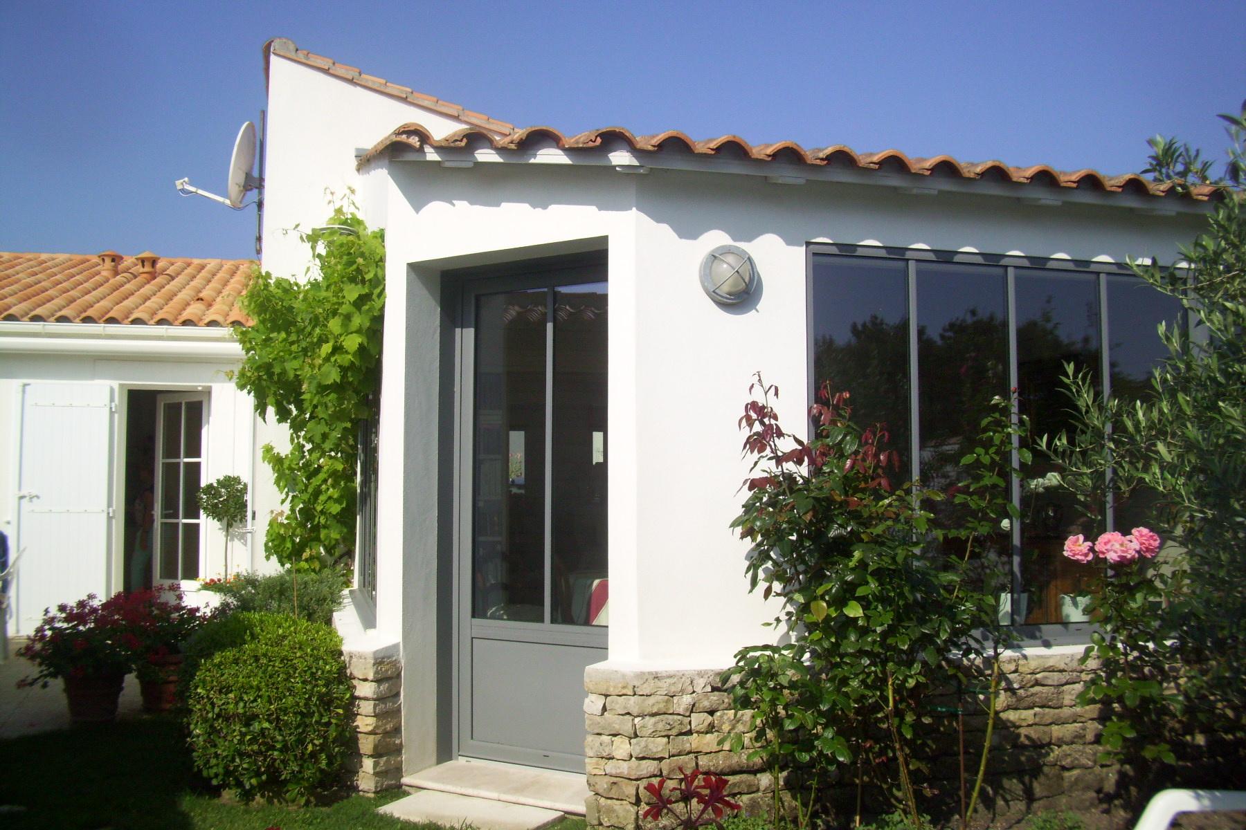 Immobilier Ile de Ré Maison 120 m² La Couarde