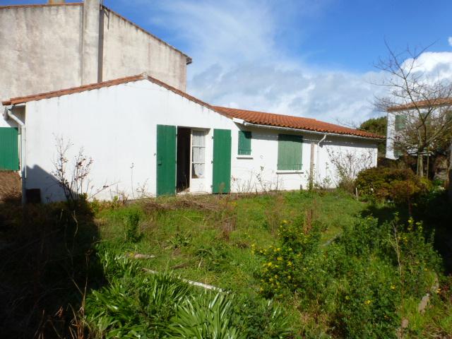 Immobilier Ile de Ré Maison 100 m² Saint-Martin