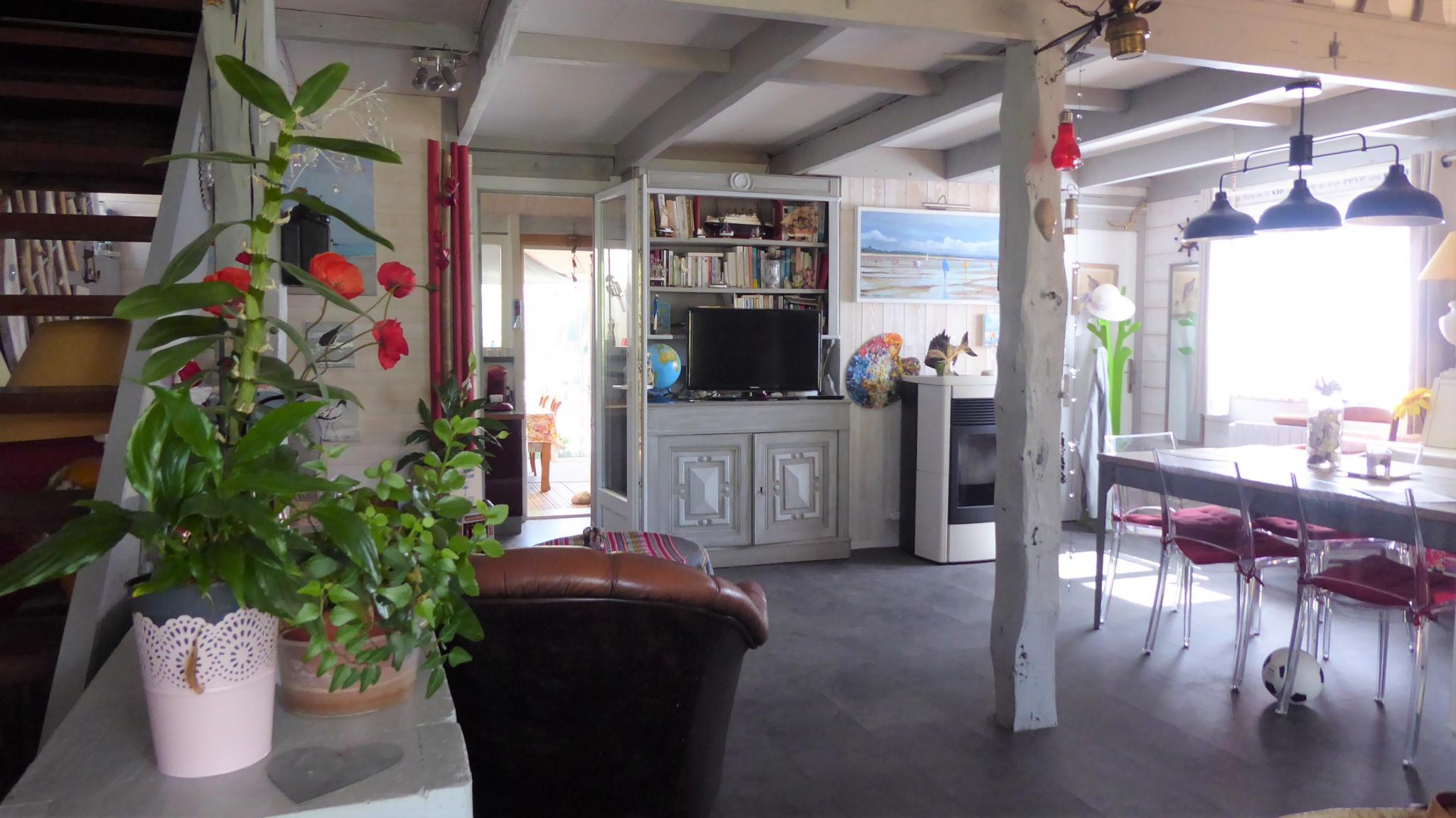 Immobilier Ile de Ré Maison 83 m² Sainte-Marie De Ré