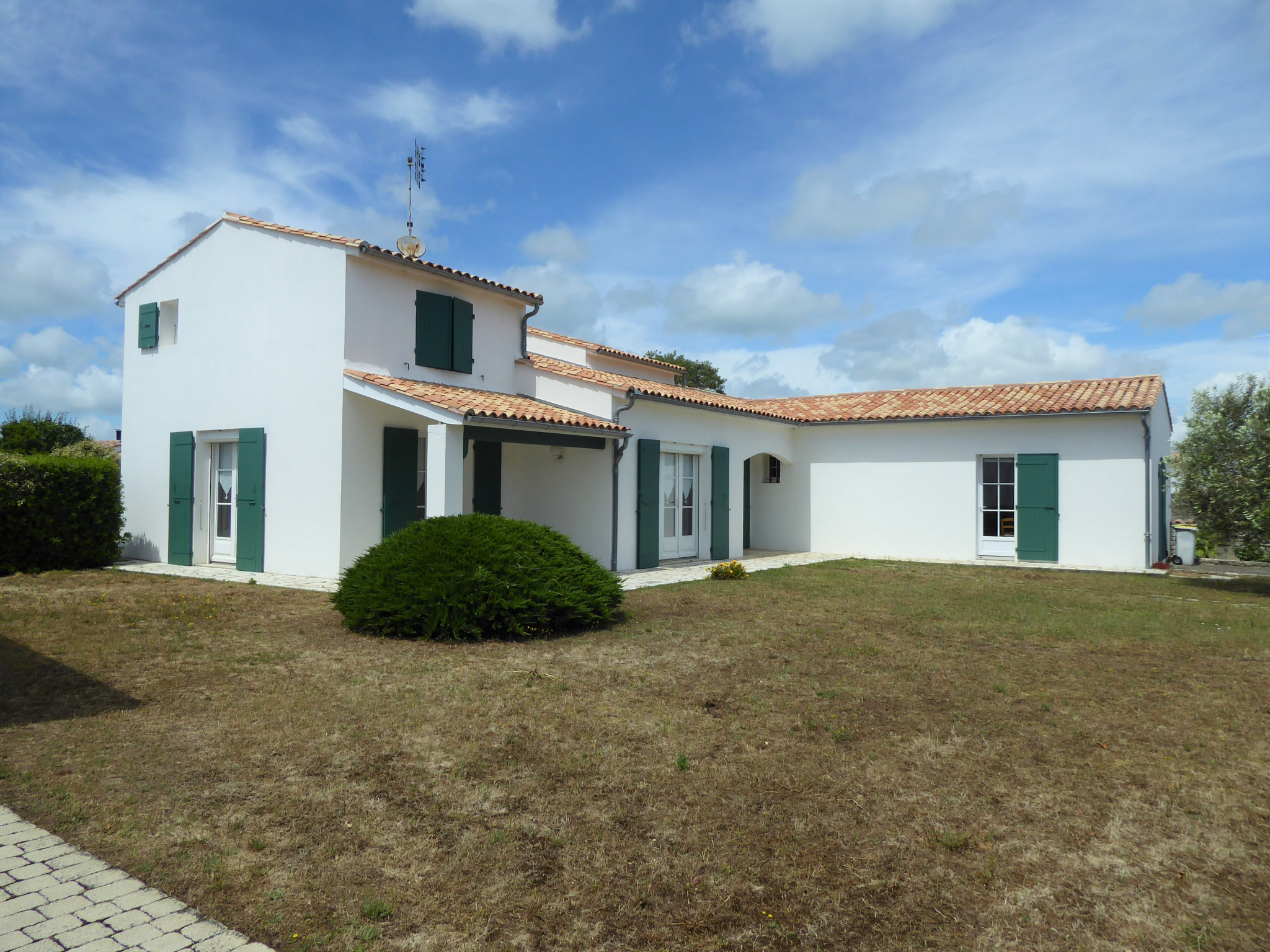 Immobilier Ile de Ré Maison 164 m² Rivedoux