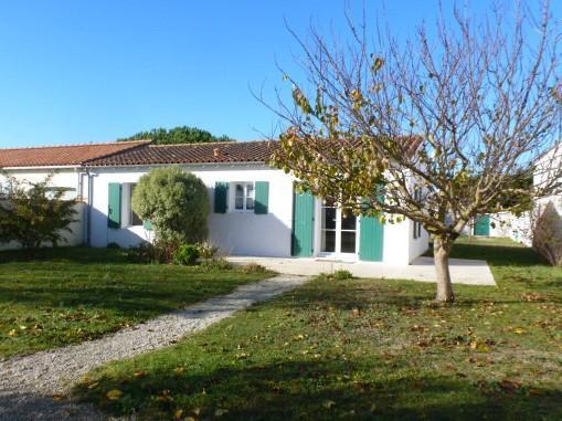 Immobilier Ile de Ré Maison 68 m² Saint-Martin