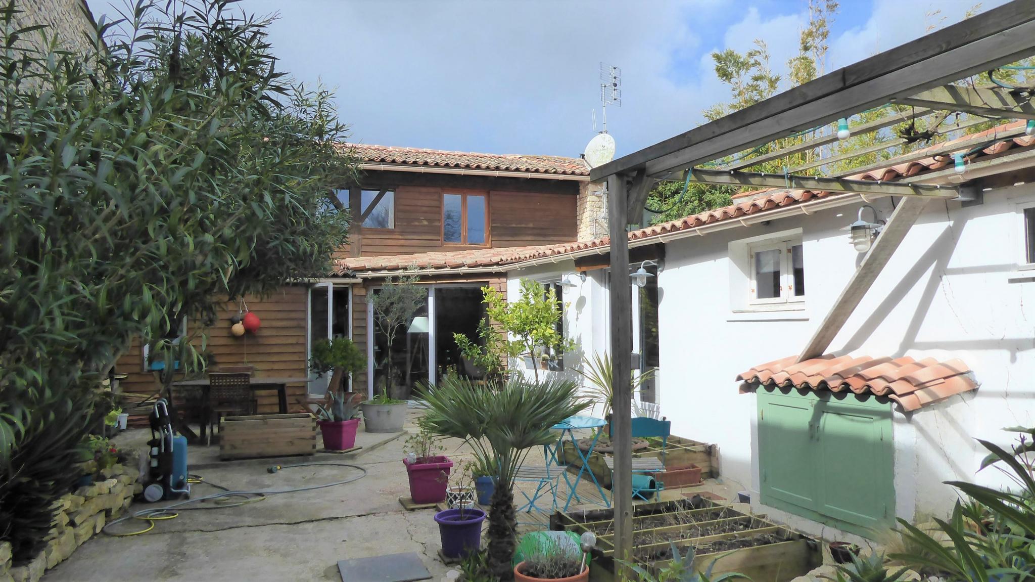 Immobilier Ile de Ré Maison 138 m² Sainte-Marie De Ré